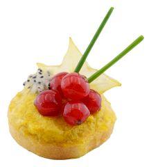 Canape Poulet-Curry
