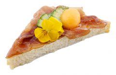 Canapé Diagonal Dry-Cured Ham
