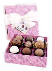 Mixed Truffles 9 pc. Gift Box