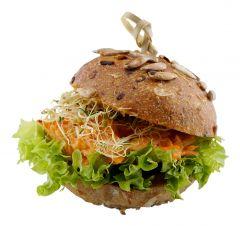 Bio Rüüdigs-Brötli Tomaten-Mozzarella