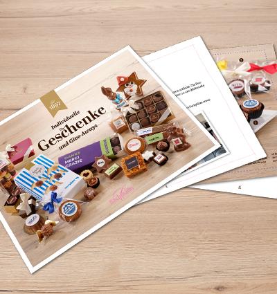 Kundengeschenk Katalog